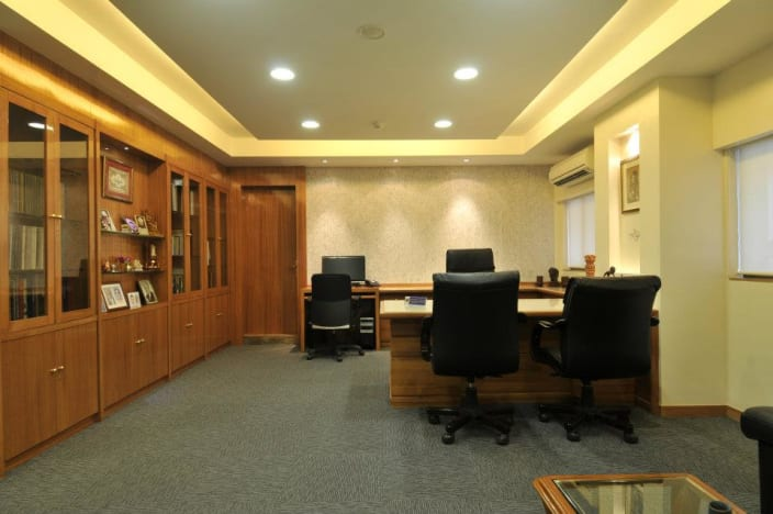 False Ceiling Designs For Office Cabins