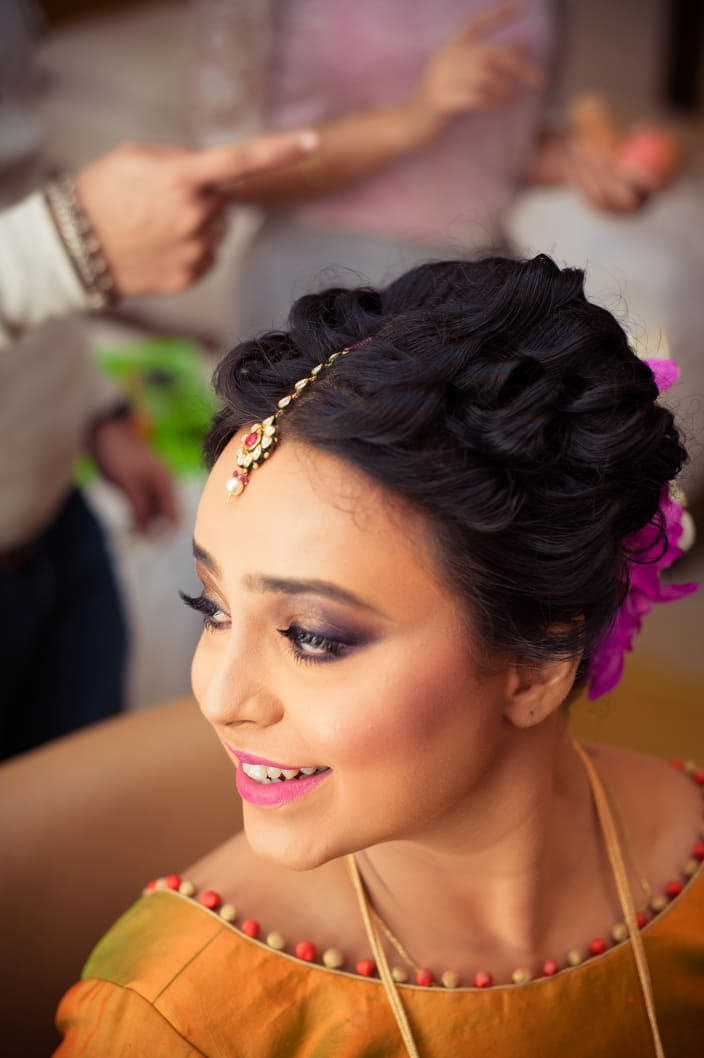 Marathi Dulhan Makeup Ideas For Your Wedding