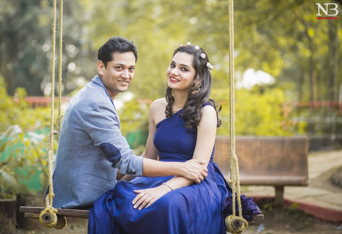 Hairstyles Ideas for Pre Wedding Shoot - UrbanClap