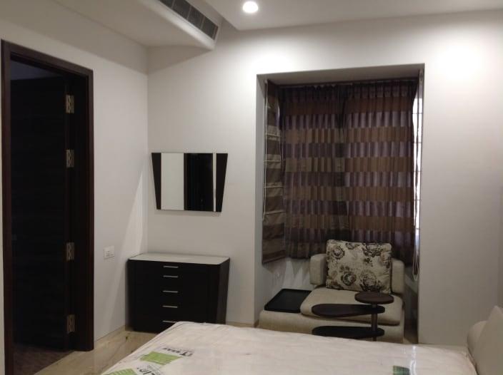 Contemporary Master Bedroom By Apeksha Rohit Surendra Nagia