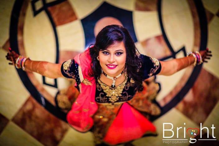 Bridal Portrait On Engagement