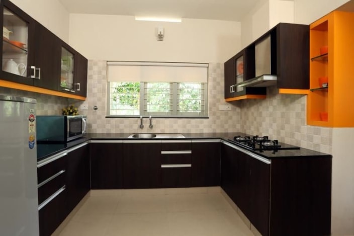 Traditional Modular Kitchen Ideas