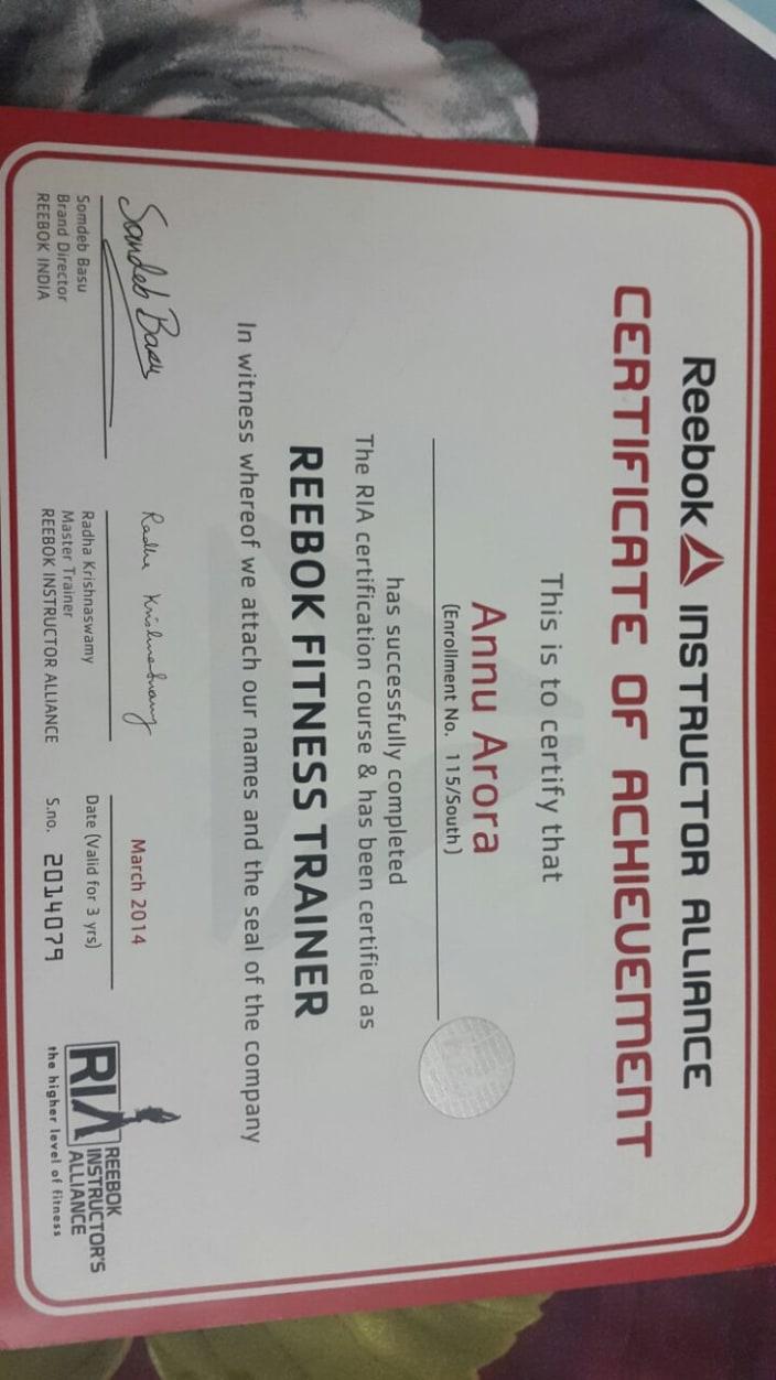Reebok Personal Trainer Course - Reebok Of Ceside.Co 288a71805