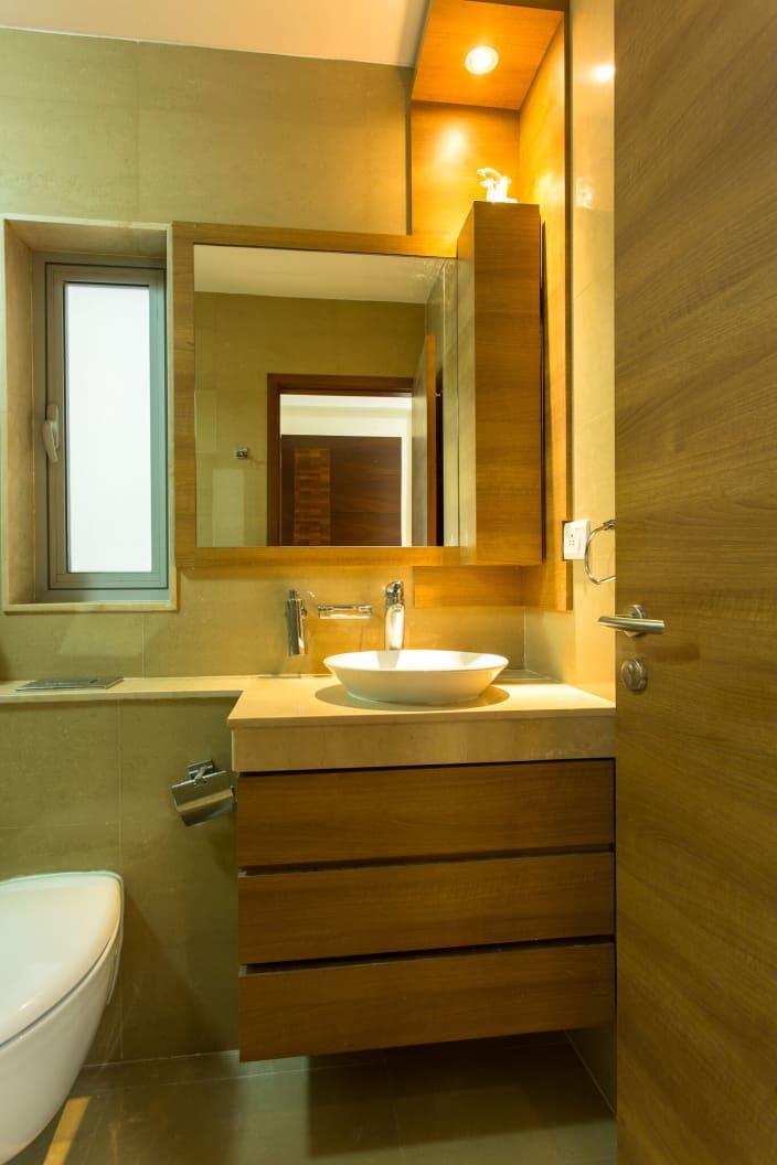 Awesome Bathroom Design Ideas And Photos With False Ceiling Urbanclap Interior Design Ideas Truasarkarijobsexamcom