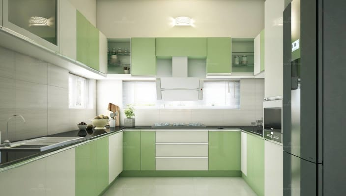 Budget Modular Kitchen Design Ideas And Photos Urbanclap
