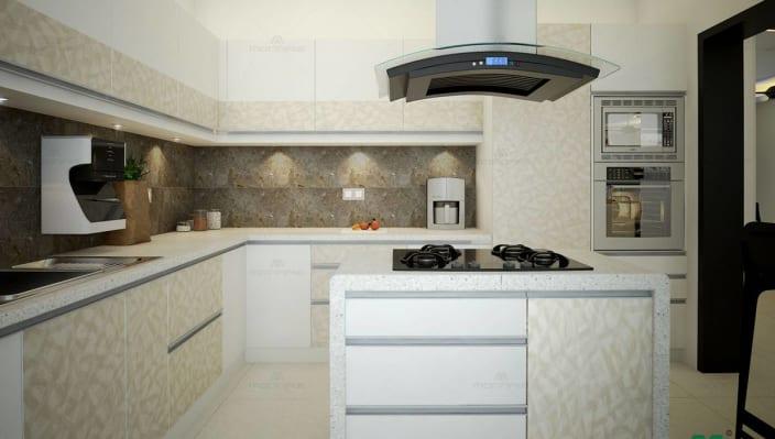 Best G-Shaped Modular Kitchen Design Ideas and Photos