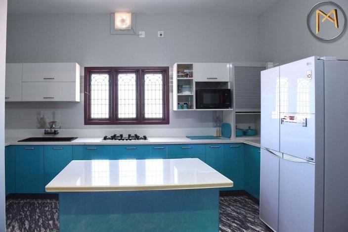 Traditional Modular Kitchen Ideas