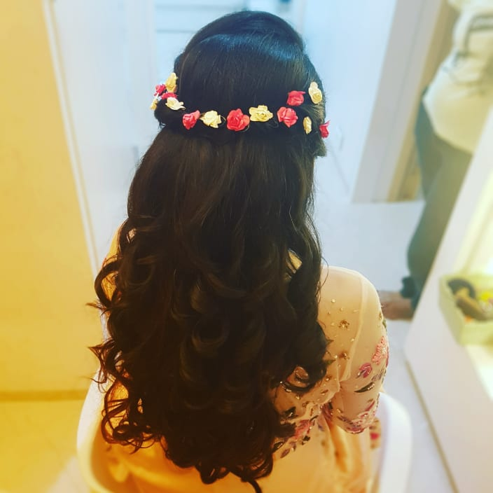 Hairstyles Ideas For Engagement Urbanclap