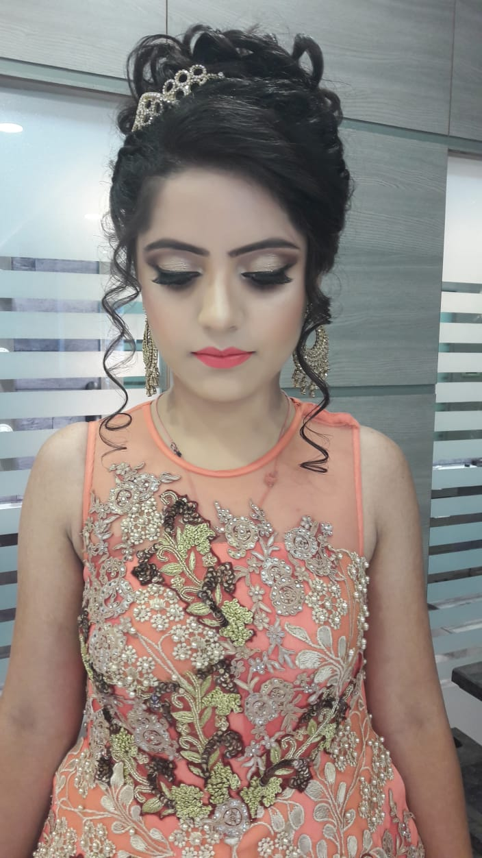 Bridal Hairstyles For The Modern Indian Bride By Mamta Devi Makeup Jewellery