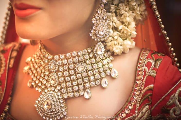 205e7e9029291 Top 100 Polki And Kundan Bridal Jewellery Designs