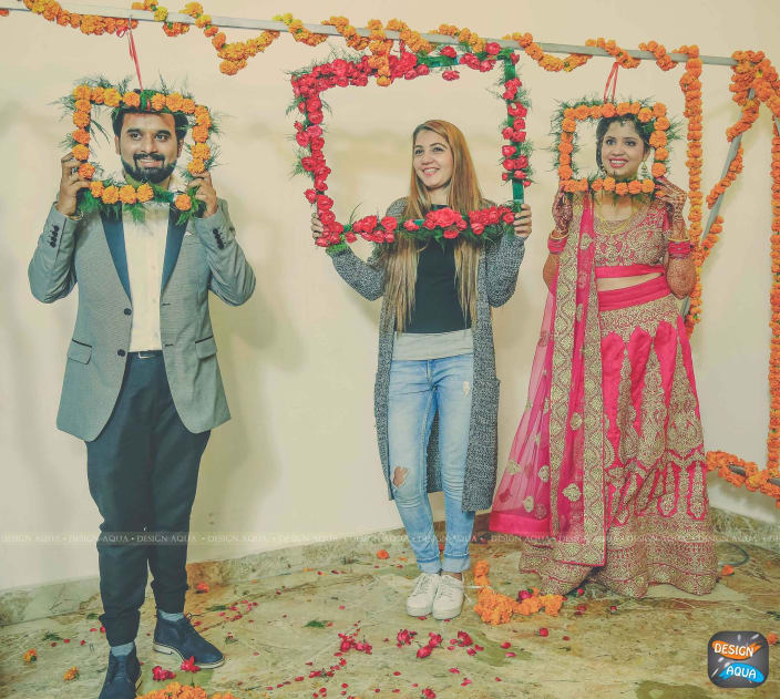 Wedding Decor Ideas Photo Booth For Venues Urbanclap
