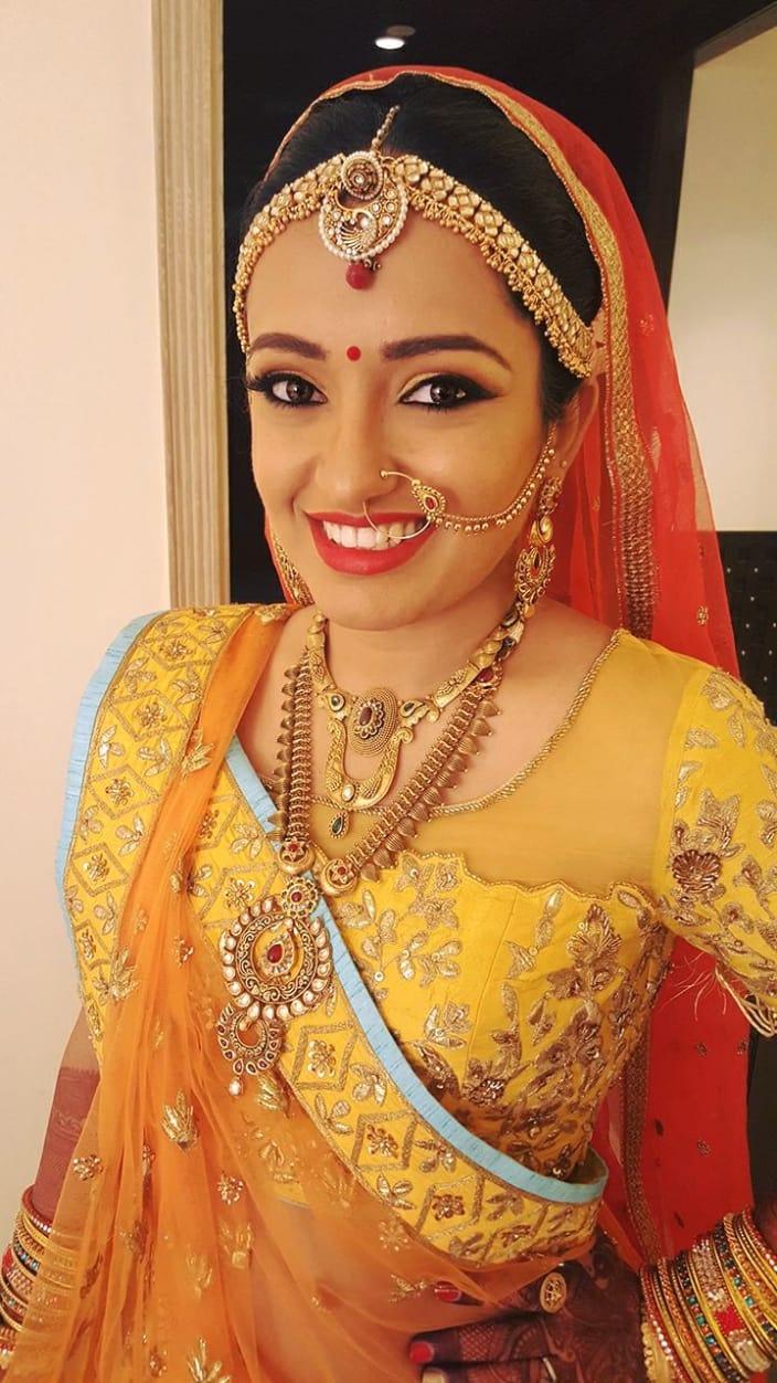 3bab76f559 Makeup Ideas for Rajasthani Brides - UrbanClap