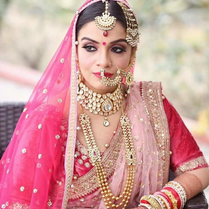 9b2386cbe9 Royalty! by Surbhi Arora Bridal-makeup | Weddings Photos & Ideas