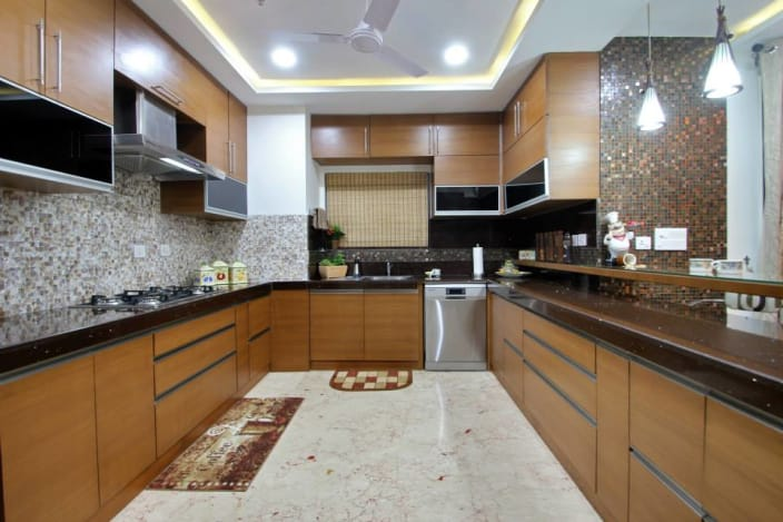 Best U Shaped Modular Kitchen Design Ideas And Photos