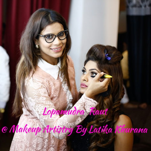 Makeup Artistry by Latika Khurana