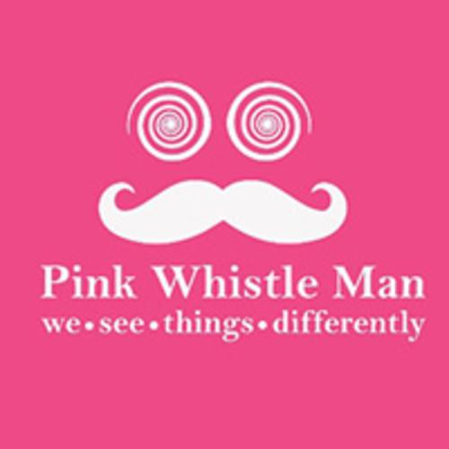 Pink Whistle Man
