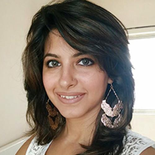 Sonam Vaghani Makeup Artist