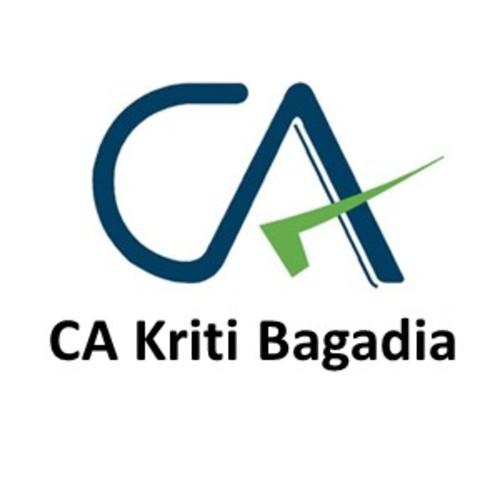 CA Kriti Bagadia