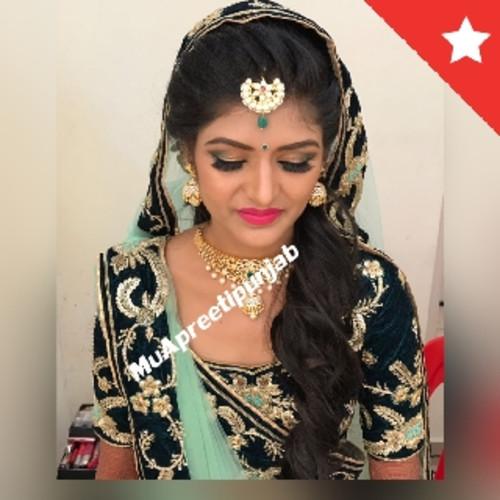 Preeti Punjabi Makeup artist