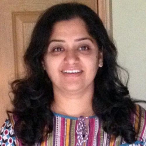 Sonali Sreenivasan