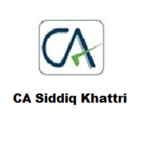 CA Siddiq Khattri