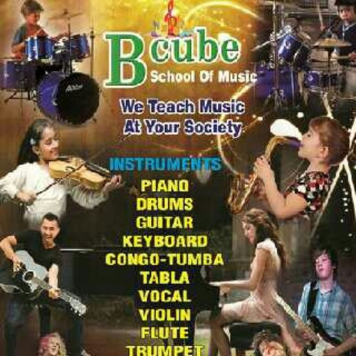 B cube music studio