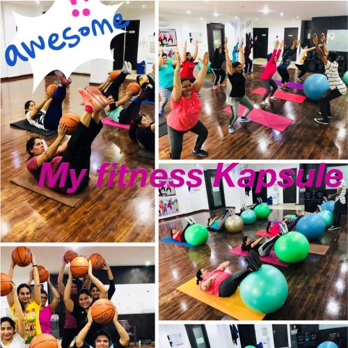 My Fitness Kapsule
