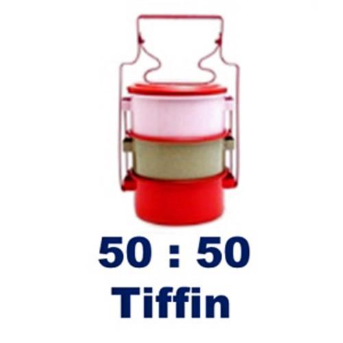 50 : 50 Tiffin
