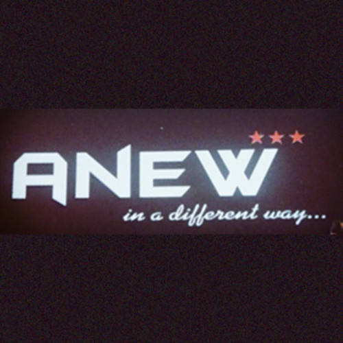 Anew in a Different Way