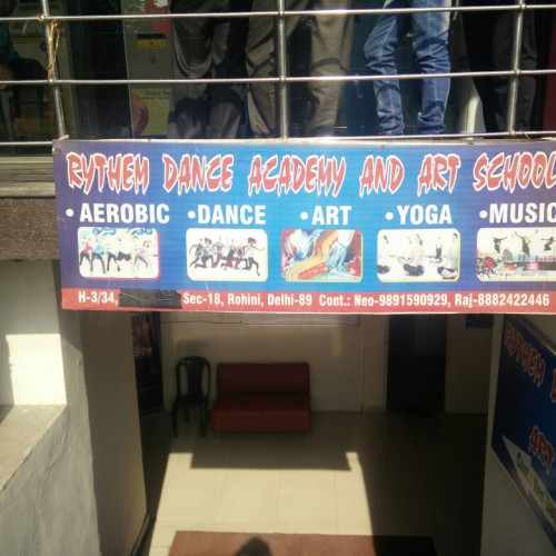 Rythem Dance And Arts School