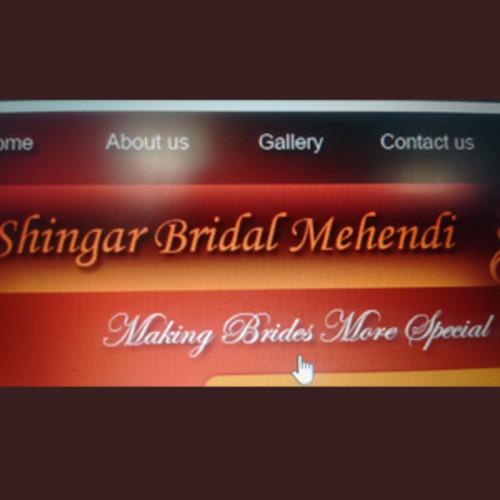 Shingar Bridal Mehendi