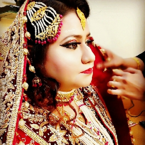 Makeup Artist by Tamanna Ghori Award winner :)