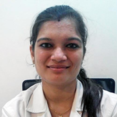 Dr. Miksha Thakkar