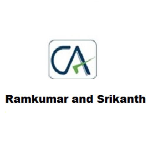 Ramkumar and Srikanth
