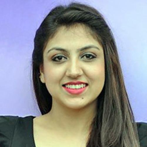 Pallavi Sehgal -hair & Makeup