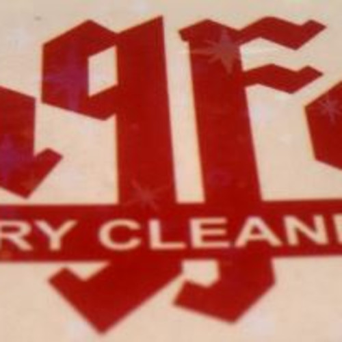 AGFA dry cleaners