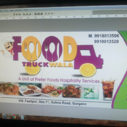 Foodtruckwala a unit of prefer foods hospitality services