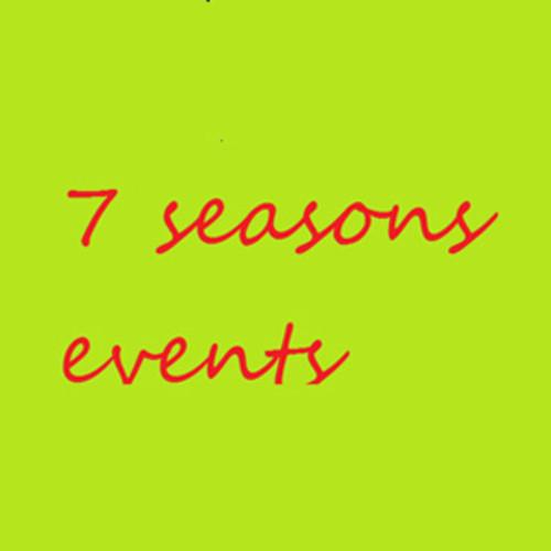 7 Seasons Events