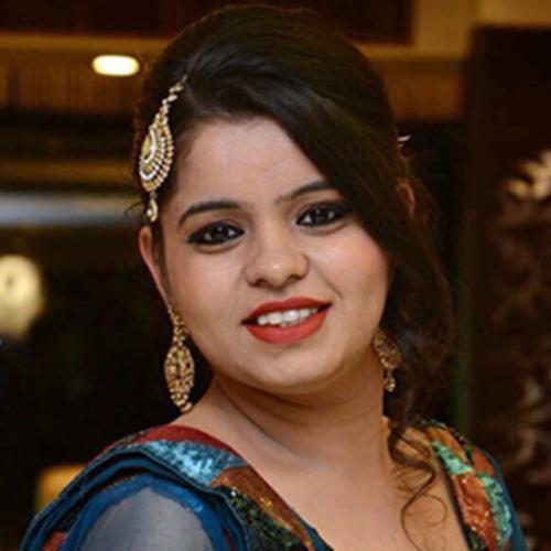 Makeup Artist Namrata Vinayak