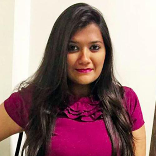 Makeup by Saloni Dhruva