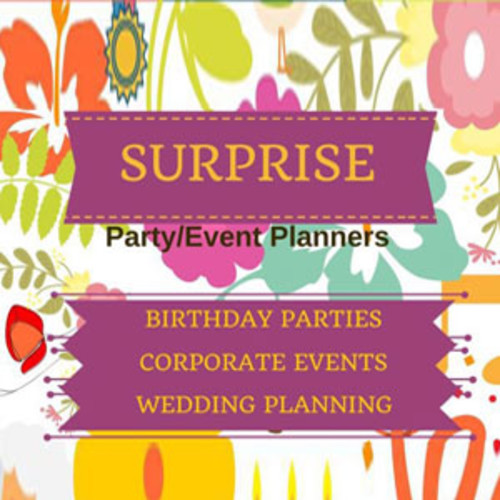 Surprise Party Planners