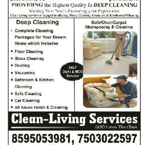 Clean Living Services