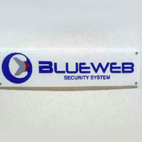 Blueweb security system