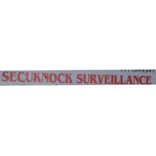 Secuknock Surveillance