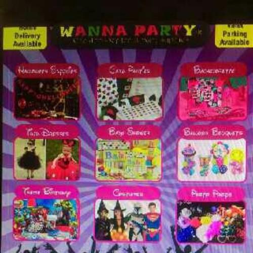 Wanna Party (Opposite Phoenix Mills)