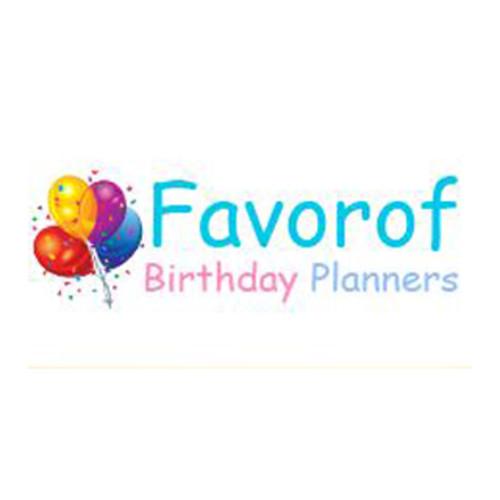 Favorof Birthday Planners