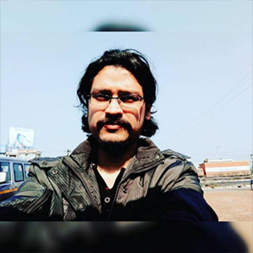 Rajarshi Mitter