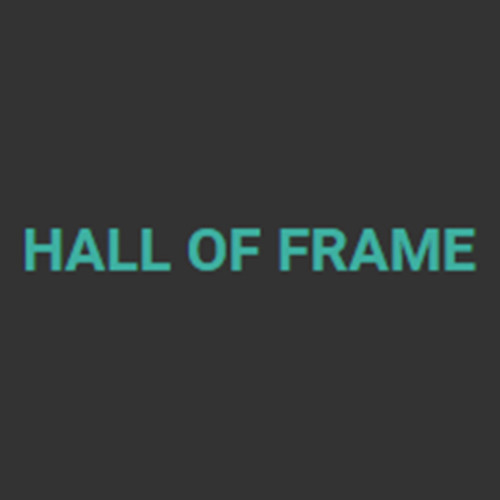 Hall of Frame