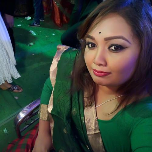 Makeup Artist Shatarupa