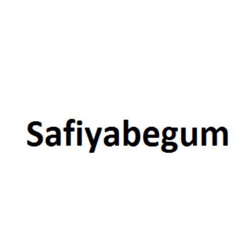 Safiyabegum
